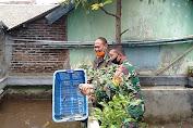 Dandim 0602/Serang Apresiasi Progam Ketahanan Pangan yang Dilaksanakan Koramil 0215/Baros