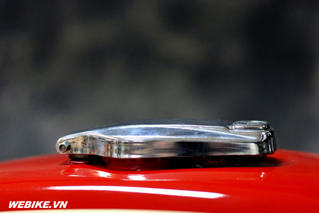 Harley Davidson Dyna độ Tracker với công nghệ cực hiện đại