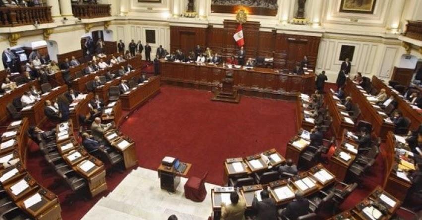 Congreso de la República prorrogó exoneraciones a iglesias evangélicas y otras actividades