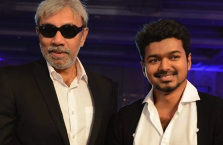 Ajith Fan's Cheapest behaviour to downgrade Vijay Fame – Photoshop vijay