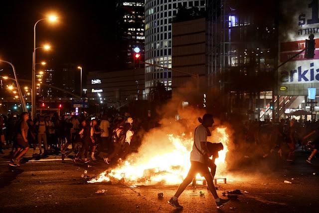 استطلاع.. الإسرائيليون يخشون الحرب الأهلية أكثر من الحرب مع إيران