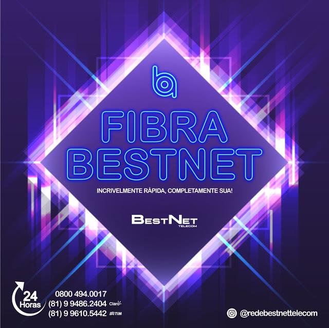 Internet Banda Larga com qualidade em Santa Cruz do Capibaribe é na BestNet