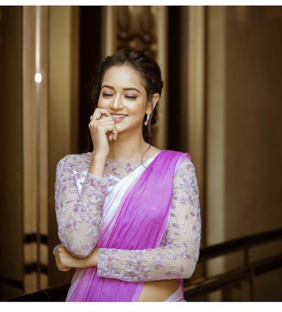 Shanvi Srivastava Latest 2021 Photoshoot Stills Actress Trend