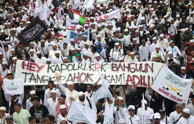 kader muhammadiyah ikut Aksi Bela Islam II