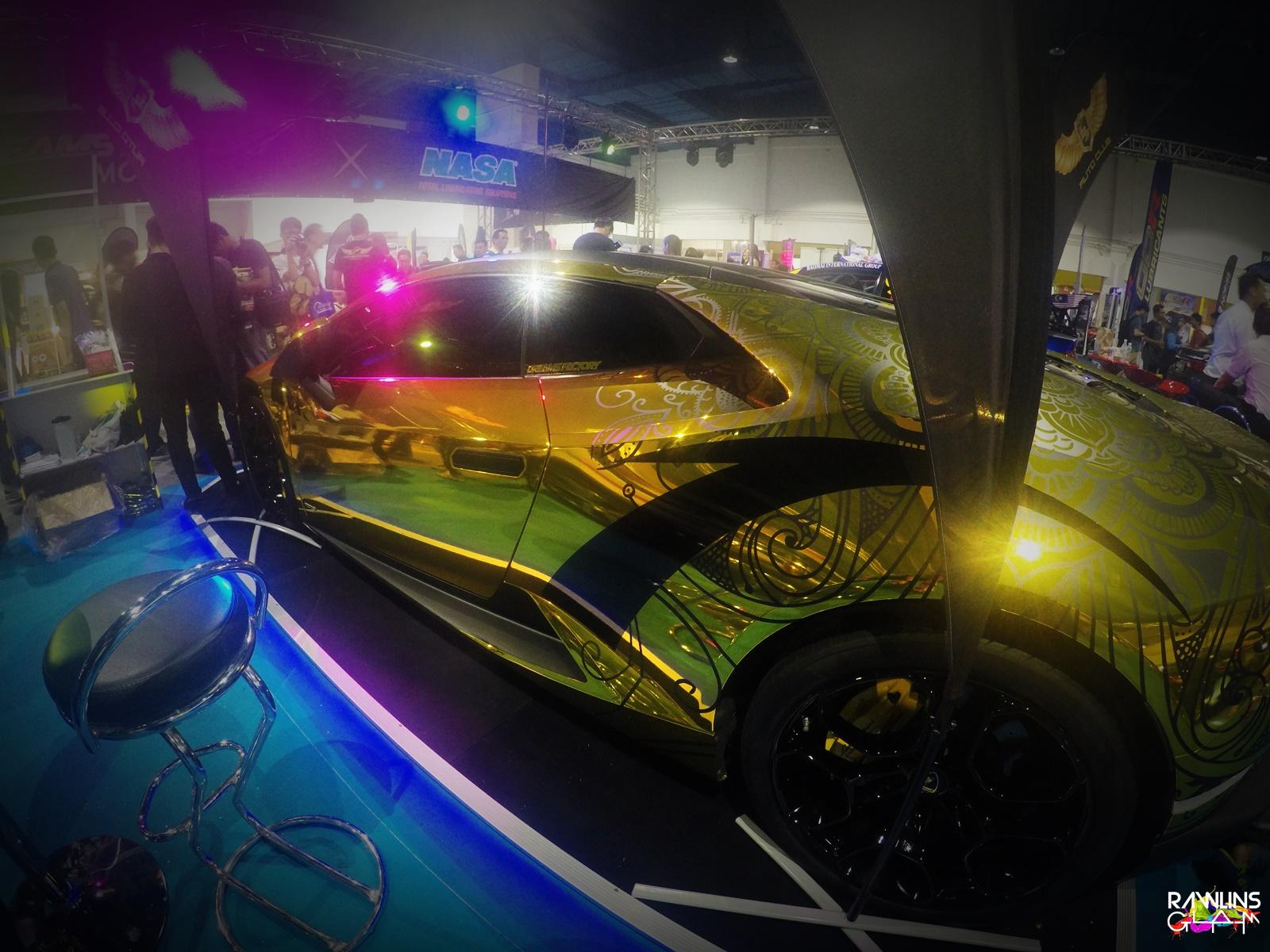 4th Dream Car Expo, Auto Accessories, Auto Show, byrawlins, Ferrari, Golden Land, Lamborghini, Porsche, Rawlins GLAM,