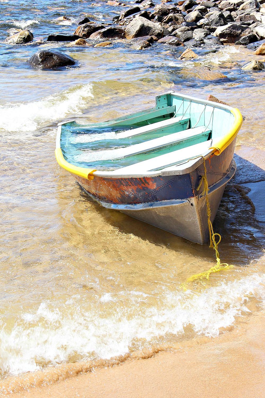 Lake Superior Boat Lost
