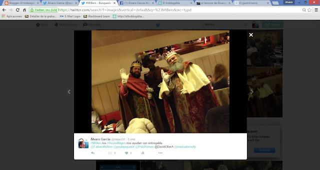 f6f1c5d2bc3 MIBer - MIBers - el MIB en imágenes  Twitter - ISDI - Álvaro García -  ÁlvaroGP - Social Media   SEO Los Reyes Magos con los MIBers - Publicado en  Twitter