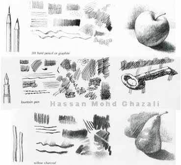 Penulis Adalah Seorang Pelukis Potret Yang Handal Dan Tidak Mustahil Beliau Menunjukkan Cara Melukis Figuratif Dengan Detil