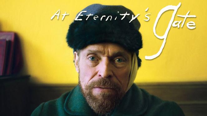 Van Gogh en la puerta de la eternidad (2018) BRRip 1080p Latino-Ingles