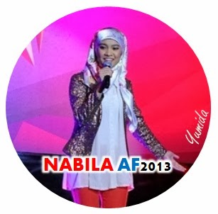 Lagu Nabila AF 2013: Katakan Saja