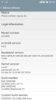 Custom Rom LG G3 for Acer Liquid E3