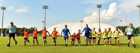 UEFA with iCoachKids online football coach