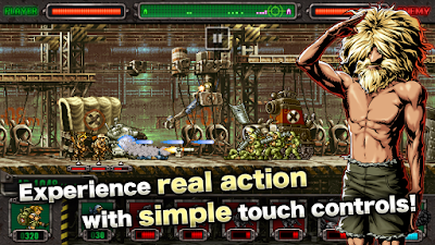 Metal Slug Defense Mod Apk V1.39-screenshot-1