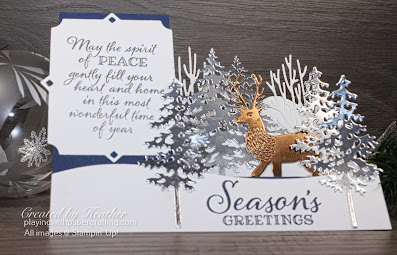 side step card with peaceful boughs 3