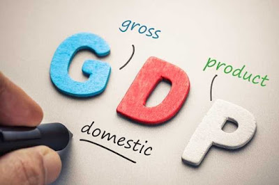 GDP Growth Slowed Down