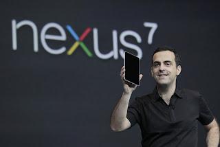 Nexus 7(ネクサス7)値段199ドル!