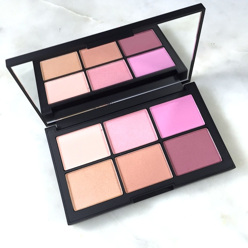 Nars Narssisist Unfiltered Cheek Palette: A quick review