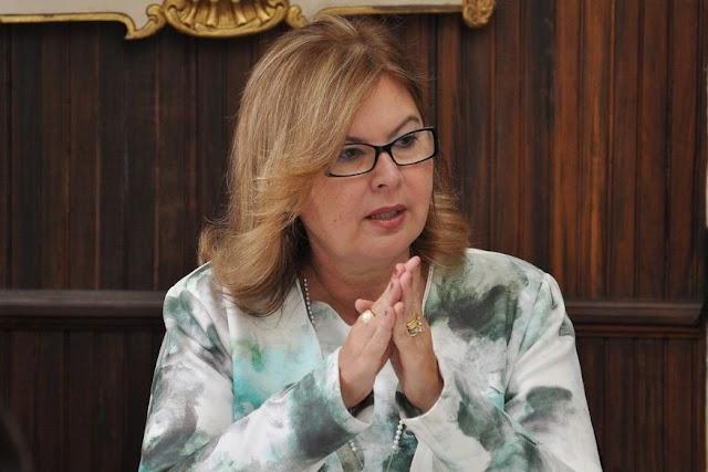 Desembargadora Fátima Bezerra, esposa do senador José Maranhão, testa positivo para covid-19