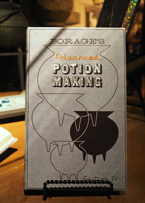 advanced potion making book