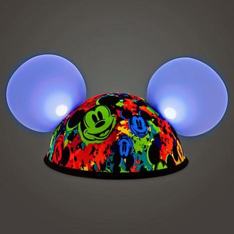 Sasaki Time Giveaway Disneyland Glow In The Show Ears