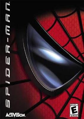 Capa do Spider-Man: The Movie