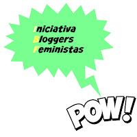Iniciativa Bloggers Feministas Banner Verde