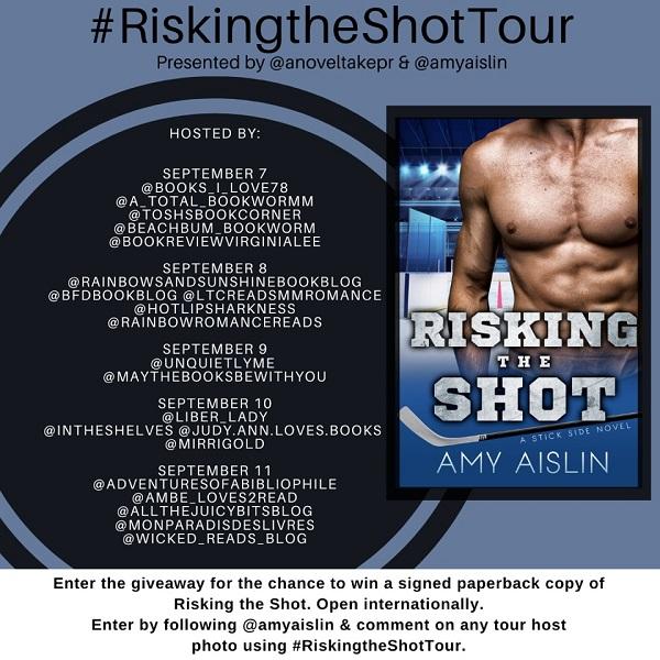 #RiskingTheShotTour