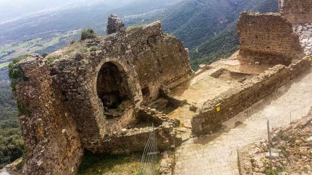 Visita Castillo de Montsoriu