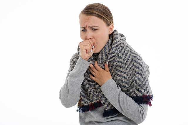 أعراض الالتهاب الرئوي الفيروسي