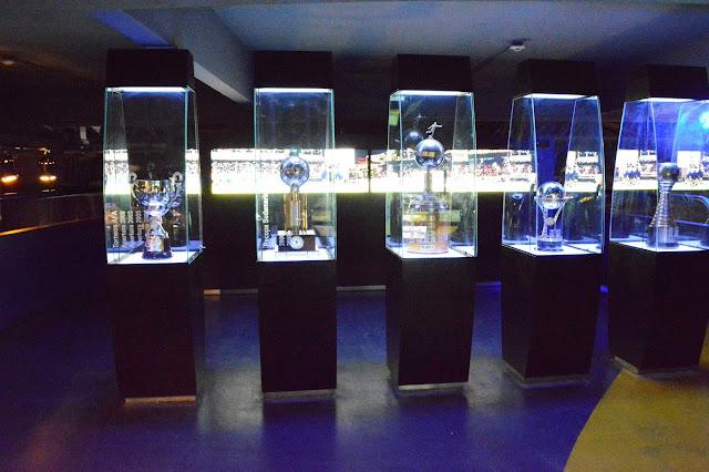 Boca Juniors müzesi