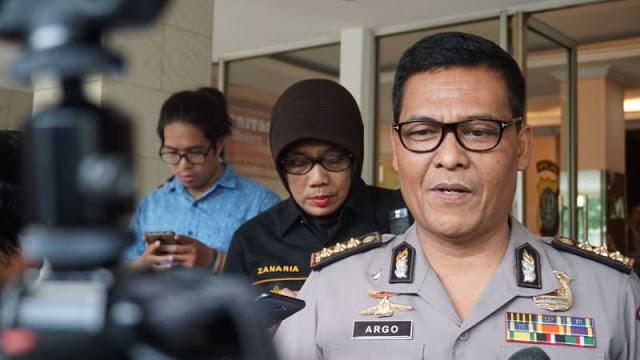 Humas Polda Sebut RJ Penghina Presiden Jadi Tersangka, Warganet Tanya Baju Orange