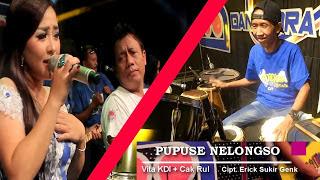 Vita Kdi & Cak Rul - Pupuse Nelongso Mp3