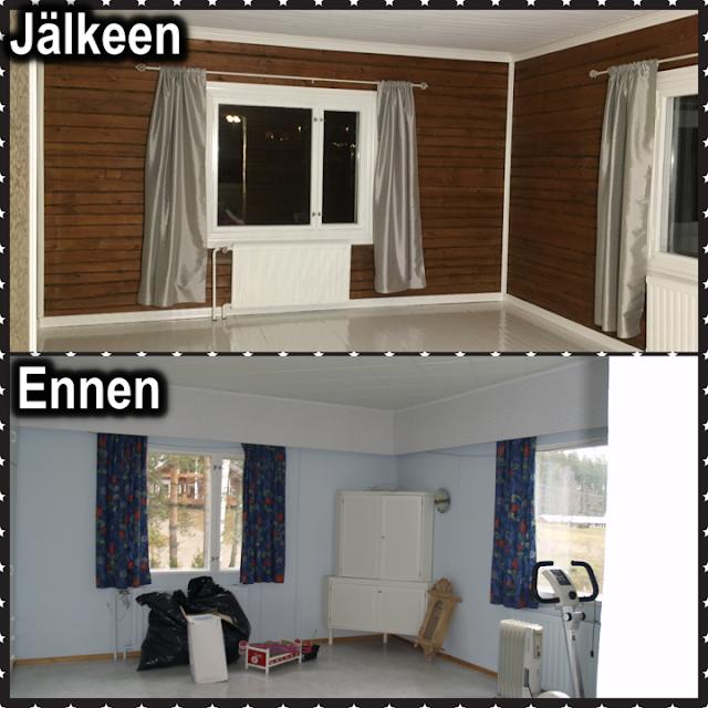Projekti nimeltä olohuone
