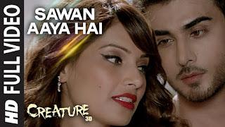 Download Sawan Aaya Hai - Creature 3D Full HD Video