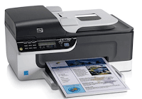 HP Officejet J4585 Printer Driver Downloads