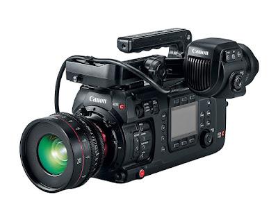 Canon EOS C700 FFファームウェアのダウンロード