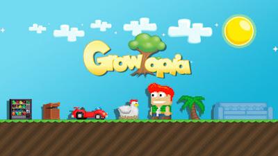 ApkGamesArena: Growtopia: Best Android MMO Sandbox Game!