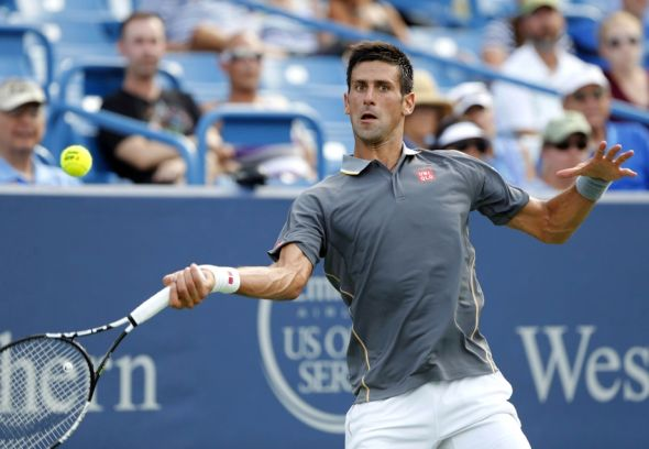 Novak Djokovic winner for Qatar Open