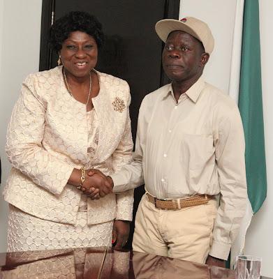 Oshiomhole Washes Hands Off Edoror's Impeachment