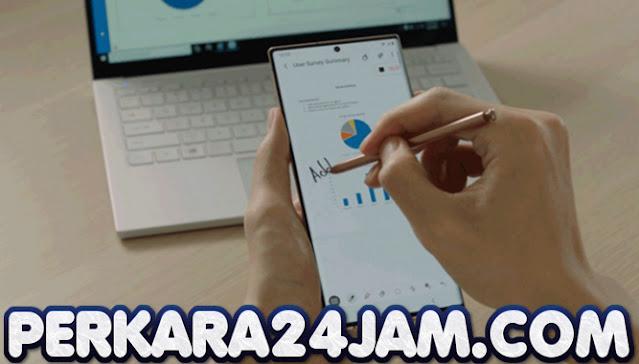 Samsung Galaxy S21 Ultra Akan Dilengkapi Dengan Stylus S Pen