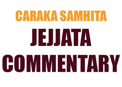 komentator caraka samhita