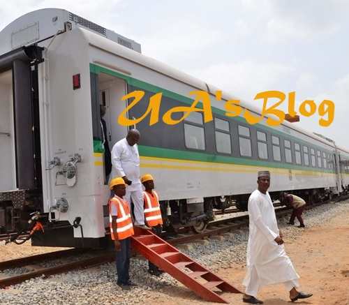 Joy As Abuja Metro Line Commences Train Services, List Of Ticket Prices Revealed