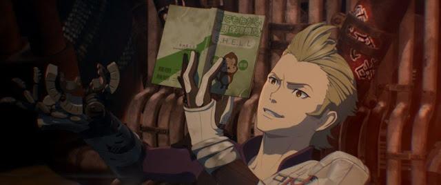 Review de HUMAN LOST de Fuminori Kizaki, que se estrenará el 26 de junio.