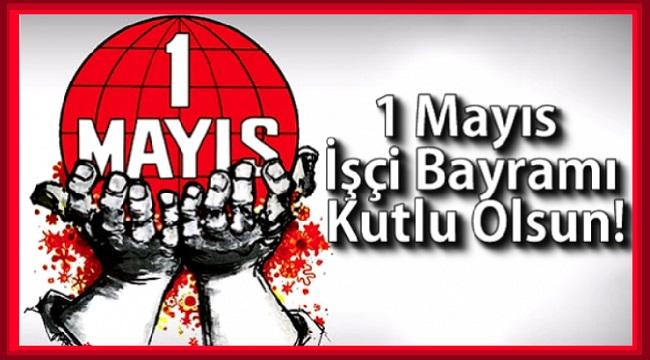 1 Mayıs İşçi Bayramı Resimli Kutlama Mesajları