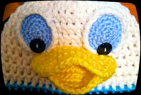 Crochet Duck Hat Pattern Free Image Collections Knitting Patterns