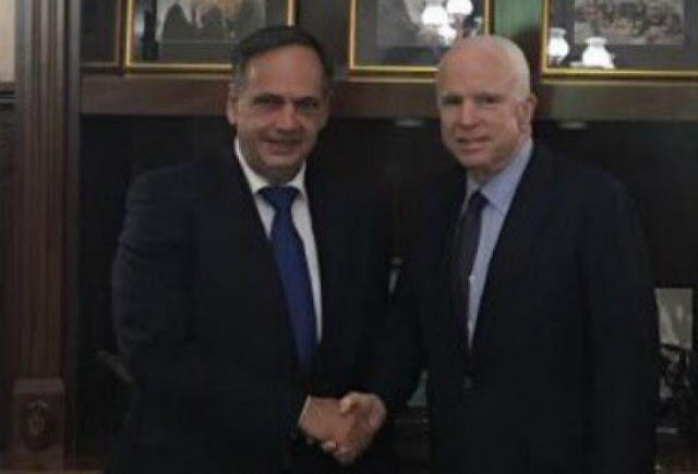 Fleckenstein and McCain ask to DP: Participate in elections