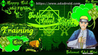 Naruto Senki Mod Spesial Idul Fitri by Heru Apk