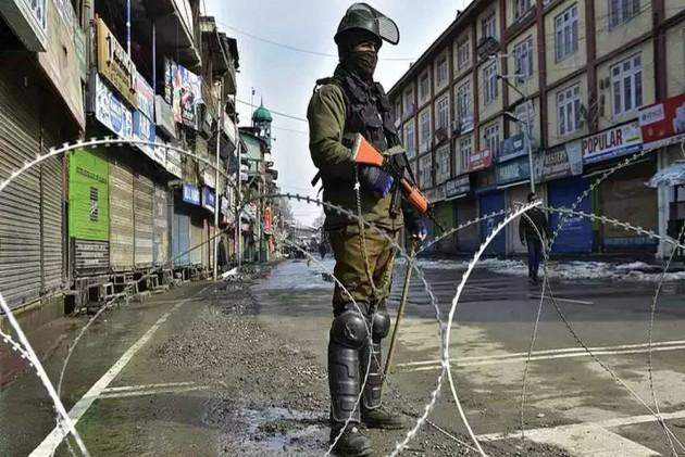 500 Orang Ditangkap di Kashmir