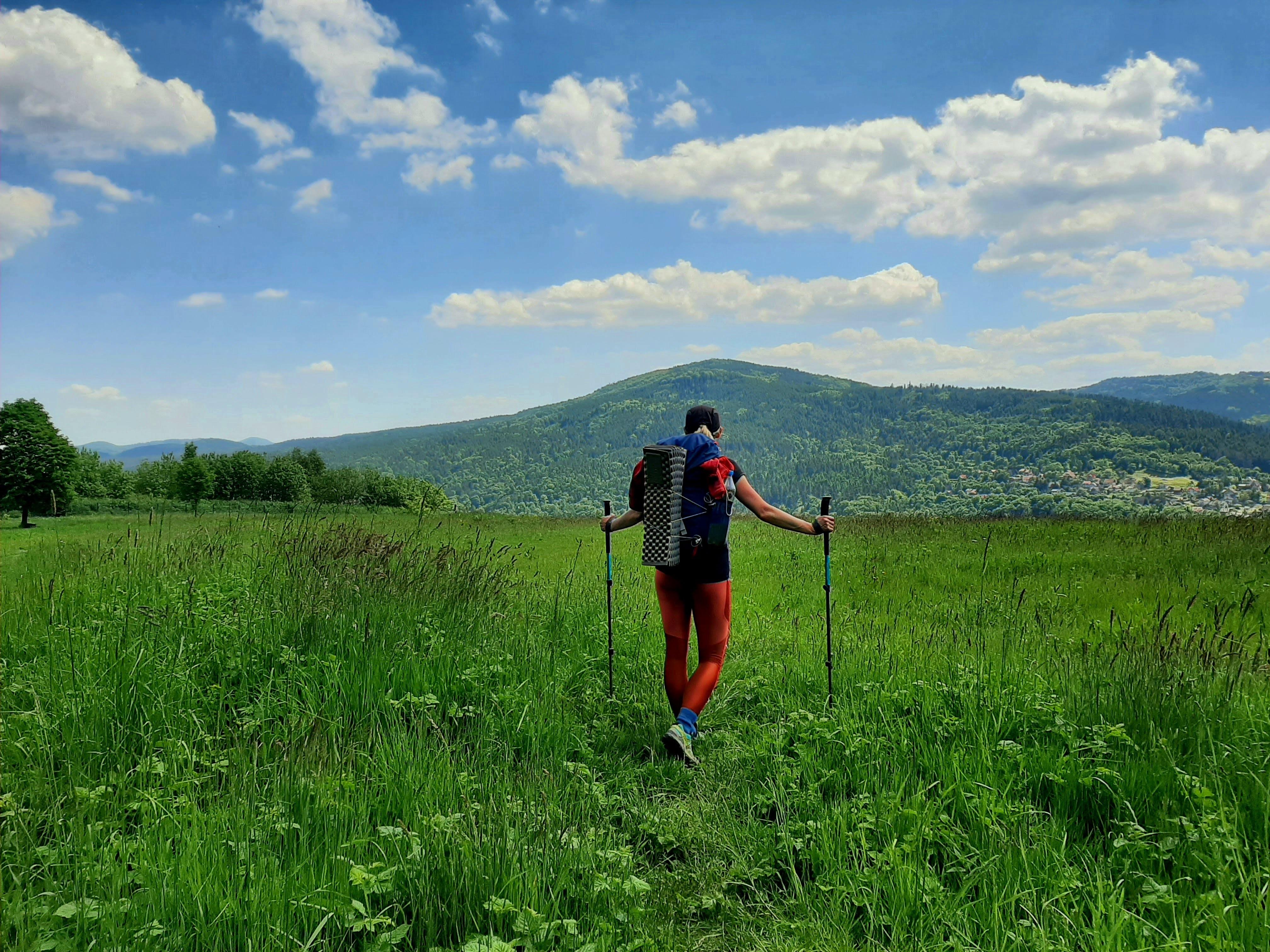Mały Szlak Beskidzki - relacja, trasa, mapa, wskazówki, co zabrać, jak się przygotować.