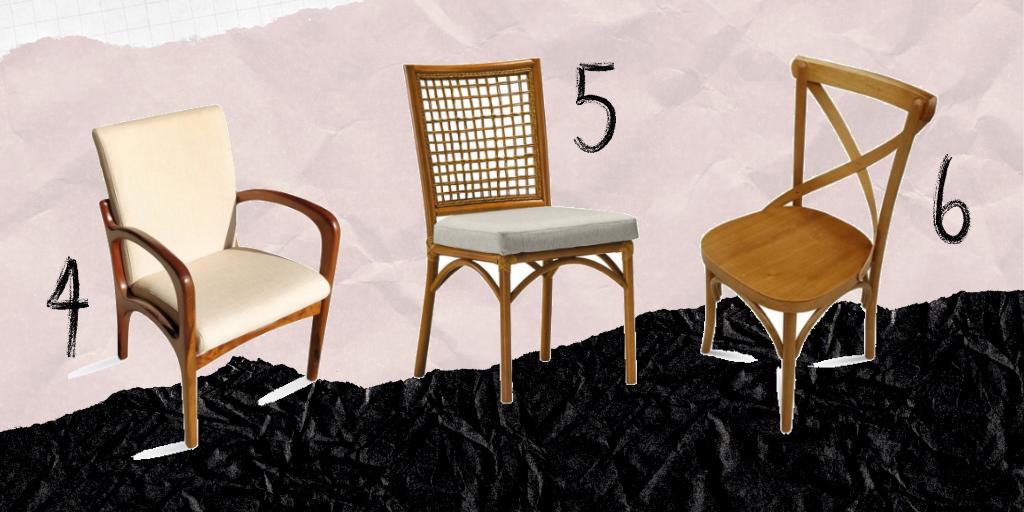 Dicas de cadeiras para uma leitura mais confortável